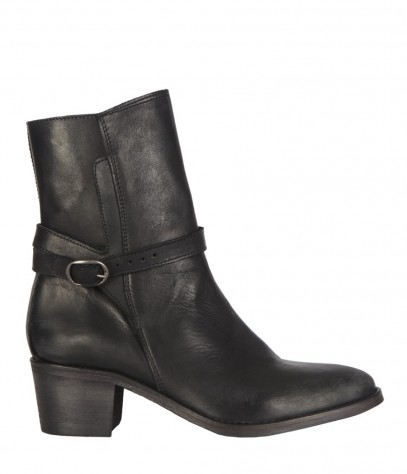 Buckled Jodhpur Boot