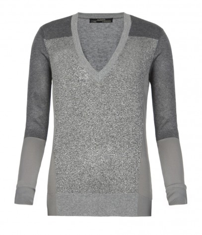 Gomo V Neck Jumper