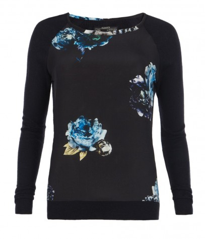 Lucon Sweater, Women, Sweaters, AllSaints Spitalfields