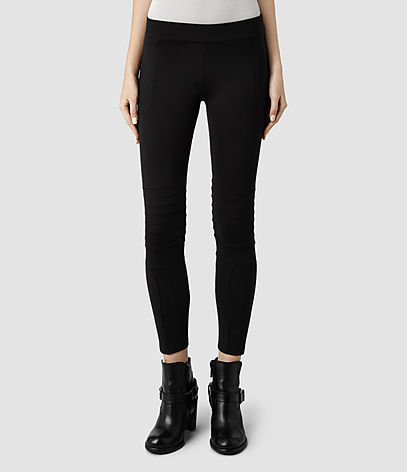 Ridley Leggings, Women, leggings, AllSaints Spitalfields