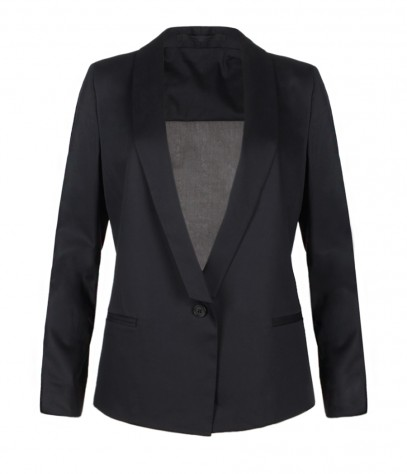 Masson Sheer Blazer