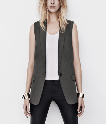 Tali Sleeveless Blazer