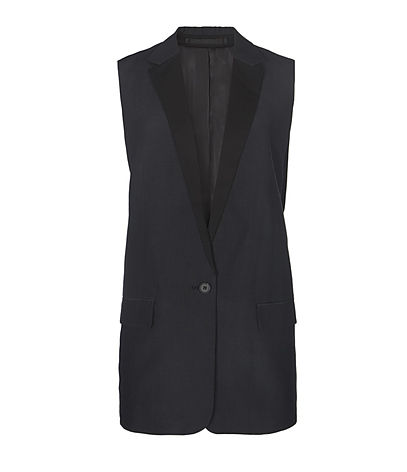 Lois Sleeveless Blazer