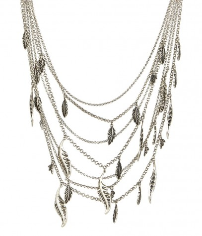 Crescenza Necklace, Women, , AllSaints Spitalfields