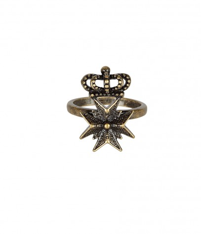 Suvorov Empire Ring, Women, , AllSaints Spitalfields