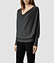 Elgar Cowl Neck Sweater 1, Women, New, AllSaints Spitalfields