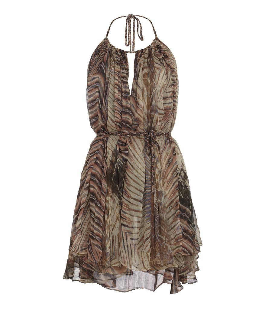 Tie Dye Beach Dress, Women, Dresses, AllSaints Spitalfields